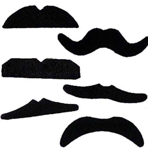 trixes-set-12-fausses-moustaches-auto-adhesives-assorties-pour-soirees-costumees