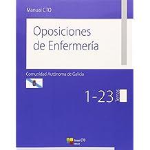 Manual CTO Oposiciones de Enfermería Comunidad Autónoma de Galicia: 3 de CTO Editorial (29 abr 2015) Tapa blanda