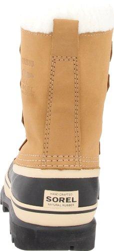 Sorel - Caribou, Stivali da donna Marrone (BUFF 280)