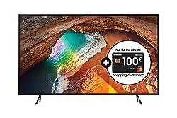 Samsung Q60R 163 cm (65 Zoll) 4K QLED Fernseher mit HDR10+