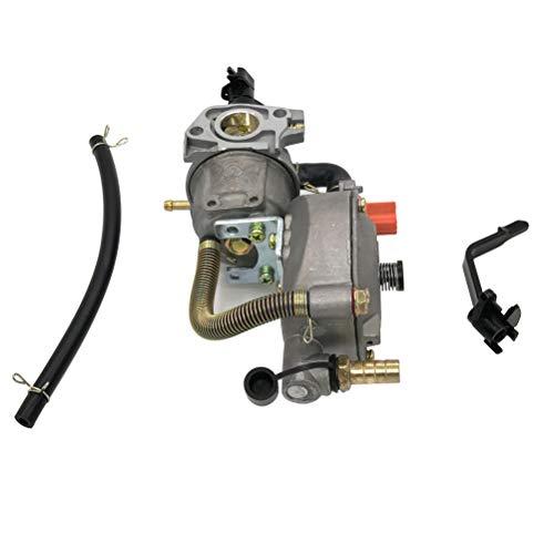 Vergaser Doppelkraftstoff Umwandlungs Ausrüstung für HONDA GX160 GX200 2KW 3KW Generator LPG / CNG Benzin Doppelkraftstoff Vergaser Lpg-generator