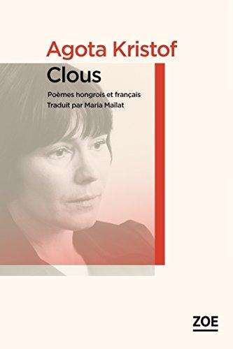 Clous - Poèmes