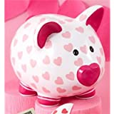 Change Of Heart Piggy Bank ~ Cutie Pie Money Box