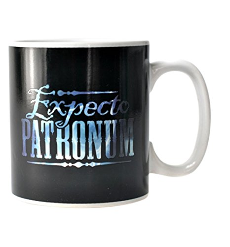 Harry Potter Expecto Patronum tasse thermo magique