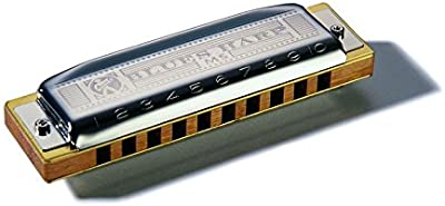 M de Arpa de armónica C 533016 x Hohner Blues