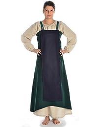 HEMAD Damen vichinga cancellazione del Vestito Medioevo wolfilz S – XXXL 0039542452d