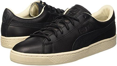 Puma Basket Classic Citi Baskets Mode noir