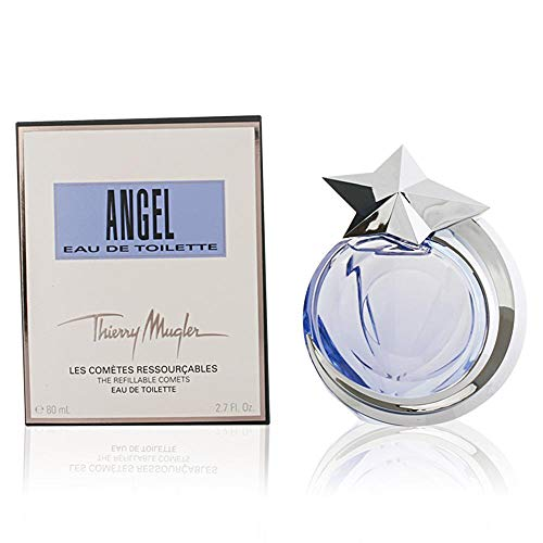 Thierry Mugler Angel Eau Toilette Vaporizador Refillable