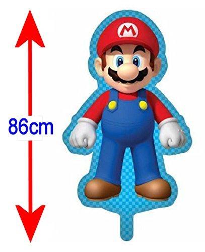 Super Mario Folienballon Figur