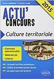 Lire le livre Culture Territoriale 2015 Marine gratuit