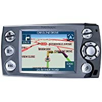 Navman ICN-550 - UK & European GPS Navigation System -  with Traffic module bundled