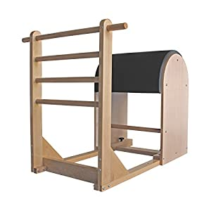 Pilates Ladder Barrel – Pilates Maschine/Training Equipment für Studios oder zu Hause Holz