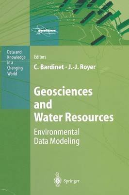 [(Geosciences and Water Resources: Environmental Data Modeling)] [Edited by Claude Bardinet ] published on (September, 2011)