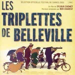 Les Triplettes de Belleville - Copy control