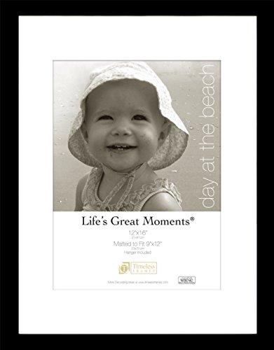 Zeitloses Frames Life 's Great Moments schwarz, schwarz, 9
