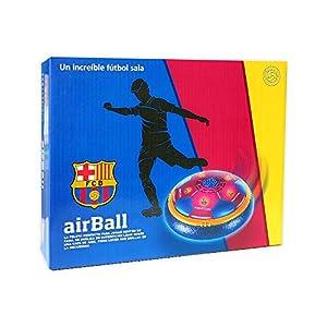 Toy Partner Airball Barcelona, Color Azul y Rojo 15100