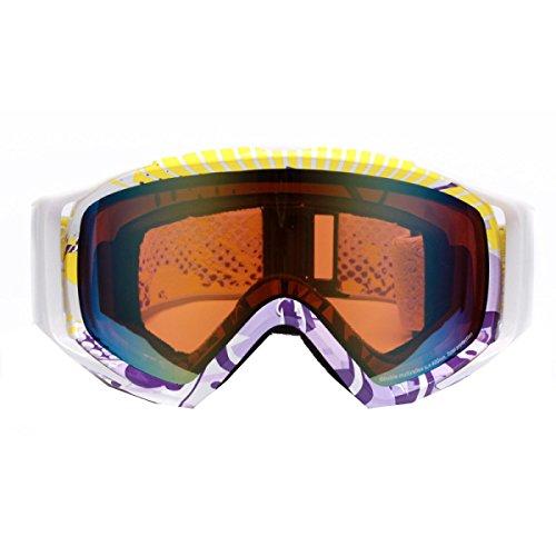 Match-brillen-brillen Herren (TZQ Frauen Radfahren Brille Mehrzweckschutzbrillen Outdoor Anti-Fog-Skibrille Sonnenbrillen,B)