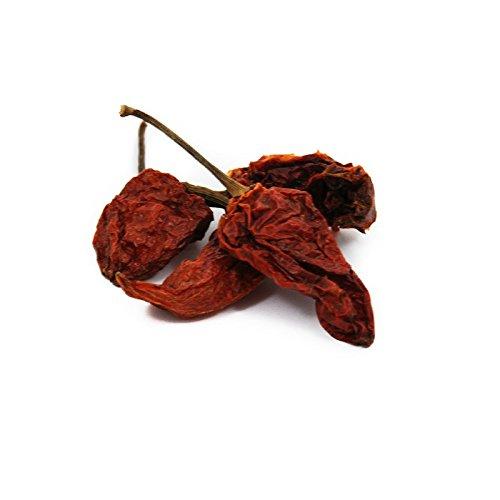 Die 2007 Schärfste Chili der Welt - Naga Bhut Jolokia/Ghost Chili getrocknete Früchte : (1.000.000 Scoville) - Ghost Pepper '
