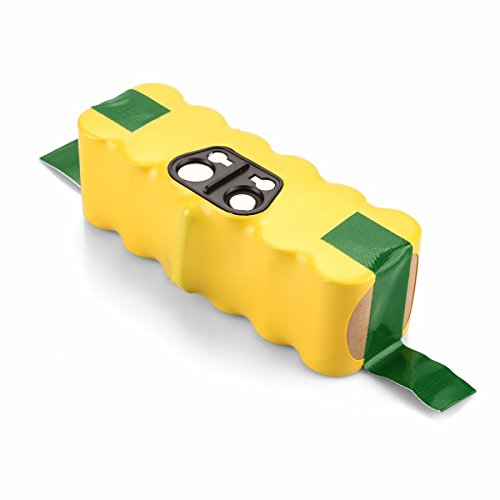 Powilling 4500mAh 14,4V Ni-MH Batteria di Ricambio per iRobot Roomba Batteria 500 600 700 800 Series iRobot Roomba Aspirapolvere