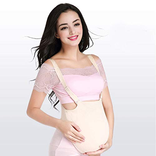 PT Adult Belly Stuffer falschen Bauch gefälschte schwangeren Bauch Silikon realistische Parodie Bauch falschen Bauch für Kostüm Film Prop Kostüme - Kostüm Für Schwangere Bäuche