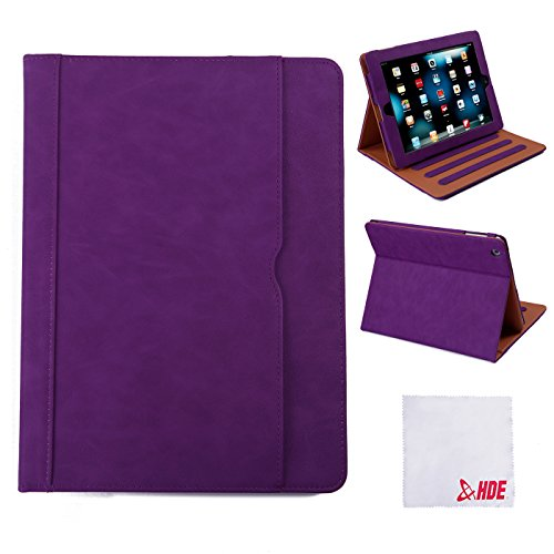 hde-magnetic-folding-ipad-case-flip-stand-leather-smart-cover-for-apple-ipad-2-ipad-3-ipad-4-purple