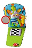 Taf Toys Feet Fun Car Toy Travel Activity Centre - Taf Toys - amazon.co.uk