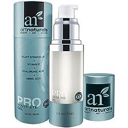 ArtNaturals Gel y Crema Antiarrugas - 100% natural, tamaño 30ml.