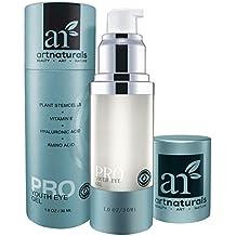 ArtNaturals Gel y Crema Antiarrugas - 100% natural, tamaño 120ml.