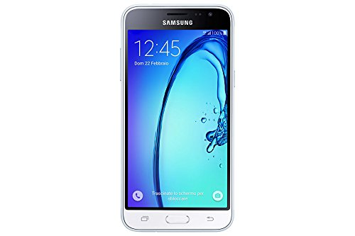 Samsung Galaxy J3 (2016) 8 GB, Bianco