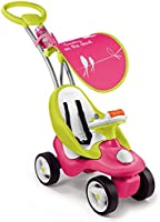 SMOBY BUBBLE GO RIDE ON ROZE - 7600720102 Pink