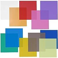 Neewer Kit de Filtro de Gel de Iluminación (11-pack)