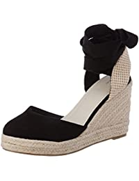 Womens Crs18 Vichybalpaille Closed Toe Sandals Pimkie