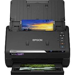 Epson FastFoto FF-680W - Scanners (600 x 600 DPI, 30 bit, 24 bit, 10 bit, 8 bit, 1 bit)
