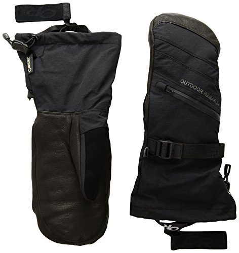 Outdoor Research Southback Handschuhe, Unisex, Southback Mitts, schwarz, Small -