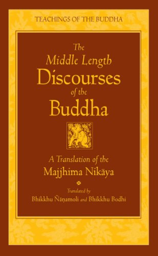 The Middle Length Discourses of the Buddha: A Translation of the Majjhima Nikaya: New Translation (The Teachings of the Buddha) by [Bodhi, Bhikkhu]