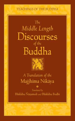 The Middle Length Discourses of the Buddha: A Translation of the Majjhima Nikaya: New Translation (The Teachings of the Buddha) by [Bodhi, Bhikkhu]