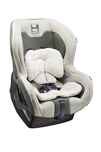 Kiwy 14001KW05B Rear Boarder Kinderautositz SF01 Double Q-Fix, Gruppe 0+/1, Rear-Face 0-13 kg, Front-Face 14-18 kg, ECE R44/044