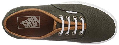 Vans AUTHENTIC Sneaker, Donna Verde (grape lea FNQ)