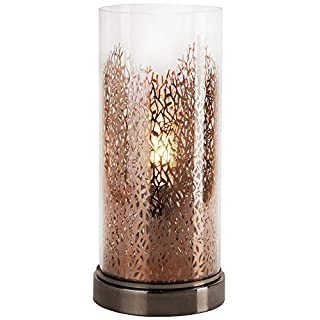 Ace 29cm Touch Table Lamp Copper