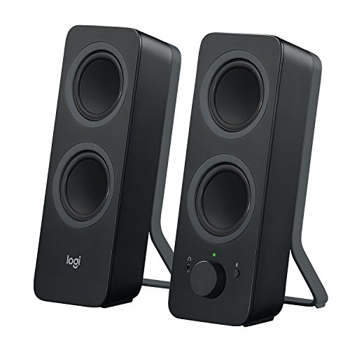 Logitech Logitech Z207 2.0 Multi Device Stereo Speaker (Black) - 980-001294