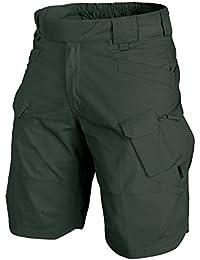 "Helikon Urban tactique Shorts 12"" Jungle vert"