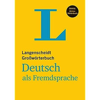 Langenscheidt grundwortschatz deutsch als fremdsprache buch mit.