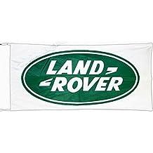 BANDERA Land Rover 150cm x 75cm LR2 LR4 Ranger Rover Evoque