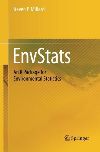 Oswald Kinley: Read EnvStats: An R Package for Environmental