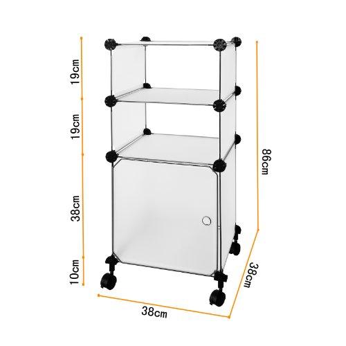 preisvergleich sobuy k chenregal badregal b roregal willbilliger. Black Bedroom Furniture Sets. Home Design Ideas