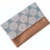 Mutterpasshülle Mutterpass Hülle Mutterpasshülle aus Stoff und Kunstleder schutzumschlag mutterpass handmade mutterpassetui