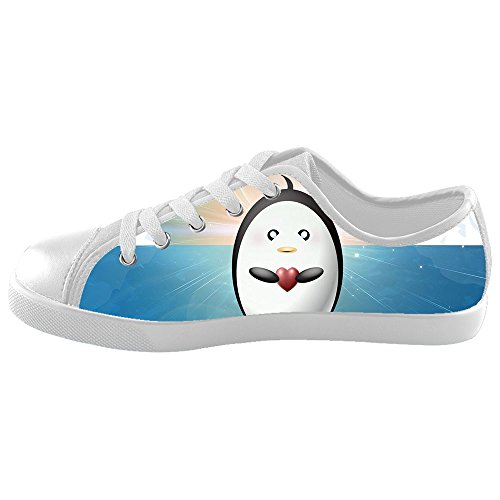 Dalliy pinguin Boy's High-top Canvas shoes Schuhe Footwear Sneakers shoes Schuhe A