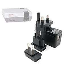 Caricatore Da Muro Universale Per Usare Con Nintendo Classic Mini - DURAGADGET