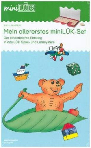 miniLÜK-Mein allererstes miniLÜK-Set (Cover Bild kann abweichen)