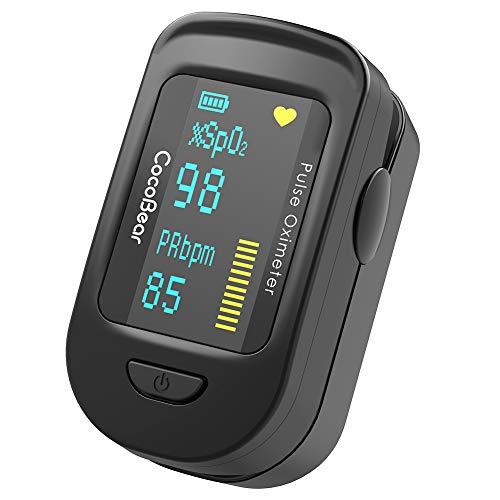 Pulsioximetro con función de alarma CocoBear